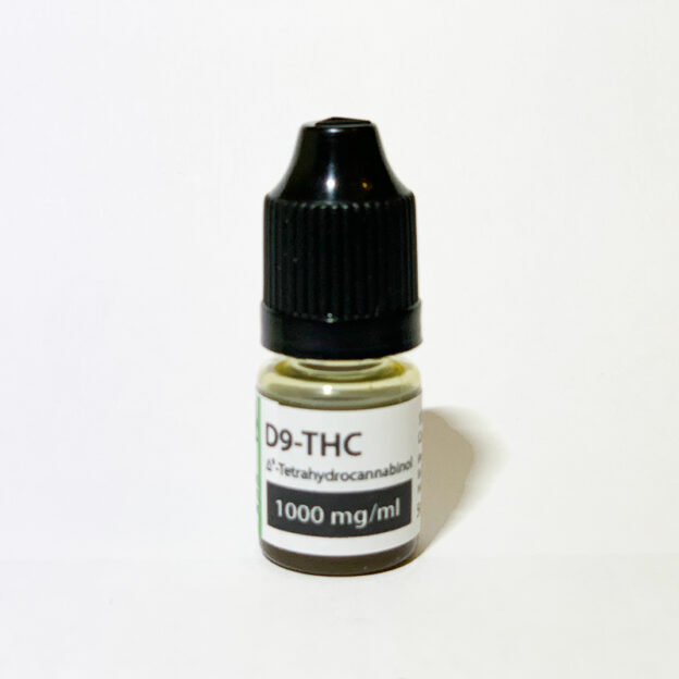 10% D9-THC Cannabis Wietolie 5.000mg 5ml