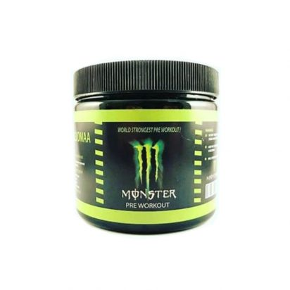 Monster Pre Workout 1.3 DMAA