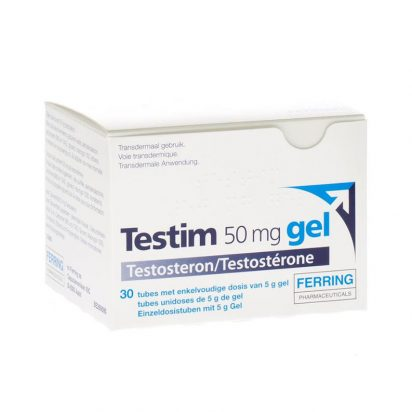 Testosteron Testim Gel 50mg